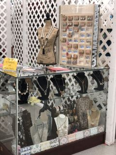 Plunder Design Jewelry now available at Tennessee Flea Mall Booth 58