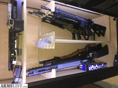 For Sale: Gun Collection For Sale / Trade - FN, Sig, CZ, Steyr, Galil, Trijicon