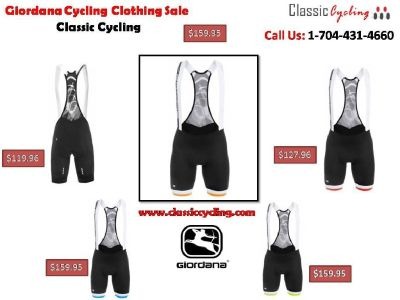 Giordana  Classic Cycling Clothing Bib Shorts