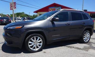 2016 Jeep Cherokee Limited (Grey)