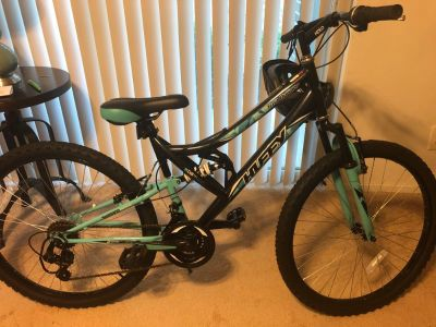 Female Huffy Mountain Bike