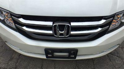 2014 Honda Odyssey EX-L w/DVD (White Diamond Pearl)