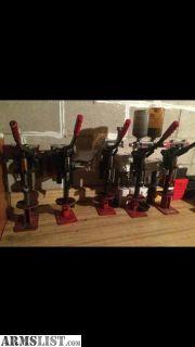 For Sale: Mec Reloading presses