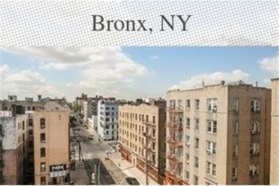Bronx, Great Location, 3 bedroom Apartment.