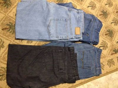 Mens jeans size 36-38