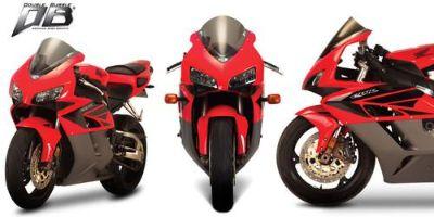 Buy Zero Gravity Double Bubble Windscreen Light Smoke Fits 08-11 Honda CBR1000RR motorcycle in Holland, Michigan, US, for US $78.03