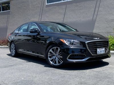 2018 Hyundai Genesis 3.8L (victoria black)