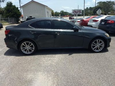 2007 Lexus IS 250 Base (Black)