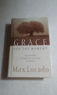 Grace for The Moment Max Blue LUCADO