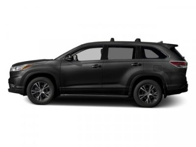 2016 Toyota Highlander XLE (Midnight Black Metallic)
