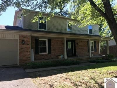 4 Bed 2.5 Bath Foreclosure Property in Paducah, KY 42001 - Lutes Rd