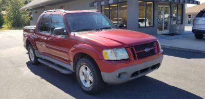 2001 Ford Explorer Sport Trac Base (Red)