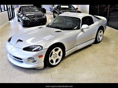 1999 Dodge Viper GTS (Viper Bright Silver Metallic)