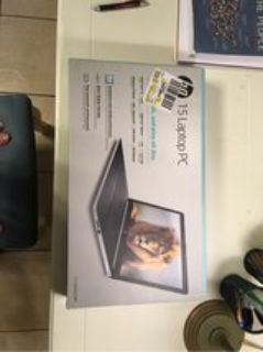 Hp 15.6 laptop 1TB New in box