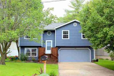 108 Wood Collinsville, Super cute Three BR and Two BA home with