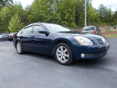 2006 Nissan Maxima 3.5 SE (Blue)