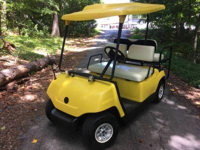 2003 Yamaha G-Max 4-Stroke Gas Golf carts Woodstock, GA