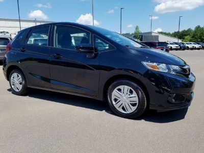2019 Honda Fit LX (Crystal Black)