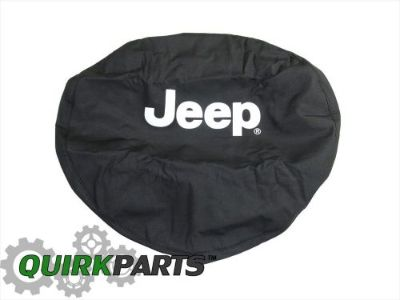 Find 01-07 JEEP WRANGLER JEEP LIBERTY BLACK SPARE TIRE COVER W/LOGO GENUINE MOPAR motorcycle in Braintree, Massachusetts, United States, for US $57.30