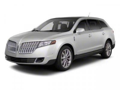 2010 Lincoln MKT EcoBoost (BLACK)