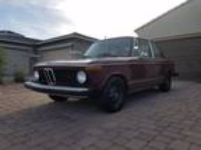 1974 BMW 2-Series 2002 Tii