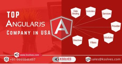 Leading Top  AngularJS Development Company in USA