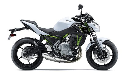 2017 Kawasaki Z650 Sport Motorcycles North Reading, MA