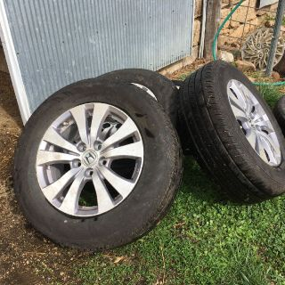 CONTINENTAL WINTER TIRES FOR HONDA