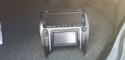 2012-2013 TOYOTA CAMRY RADIO STEREO CD PLAYER TOUCH SCREEN 86140-06010