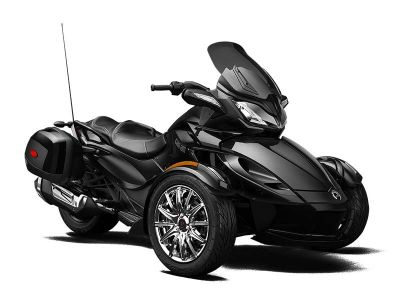2015 Can-Am Spyder ST Limited Trikes Motorcycles Zulu, IN