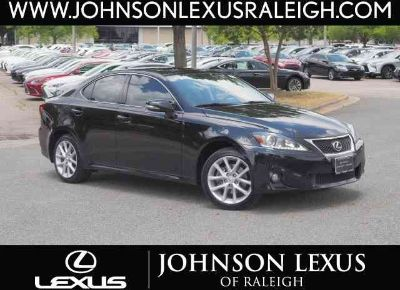 2012 Lexus IS 250 AWD/NAVIGATION/PREMIUM/HEATED & VENT/NEW TIRES