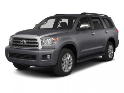 2014 Toyota Sequoia Limited (Magnetic Gray Metallic)