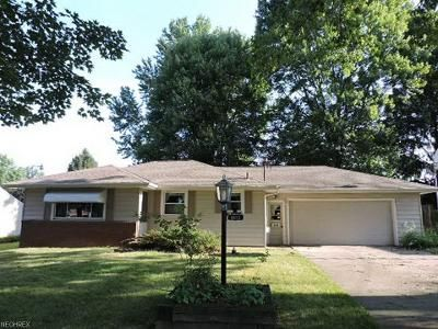 3 Bed 1 Bath Foreclosure Property in Youngstown, OH 44514 - Palo Verde Dr