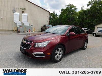 2015 Chevrolet Cruze 1LT Auto (Siren Red Tintcoat)