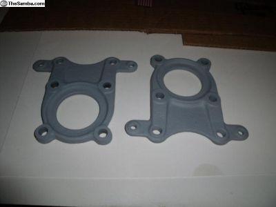 911 912 disc brake brackets
