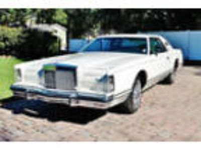 1978 Lincoln Mark V Coupe w/ 19k Actual Miles, 1978 Lincoln Mark V Coupe w/ 19k