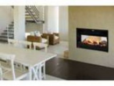 Jetmaster Double Sided Fireplace