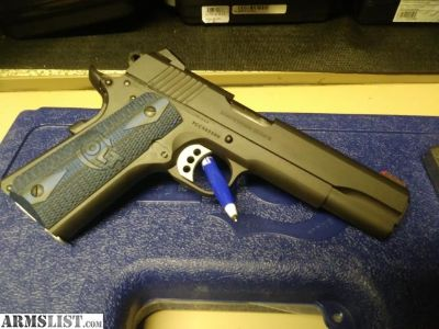 For Sale/Trade: Colt competition 1911