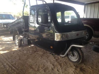 2008 Chinese Mini Truck Only 91 miles