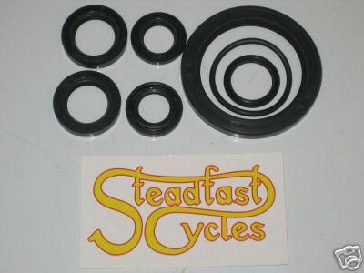 Sell TRIUMPH 750 engine T-140 seal kit OIF 73 up left side shift 99-9957 UK Made motorcycle in Canyon Country, California, US, for US $26.00