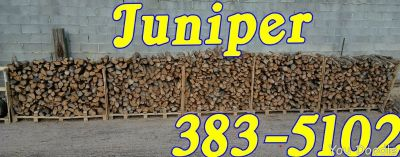 Aromatic Juniper Firewood