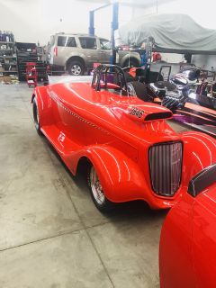 1934 Chevy roadster