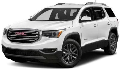 New 2019 GMC Acadia AWD 4dr