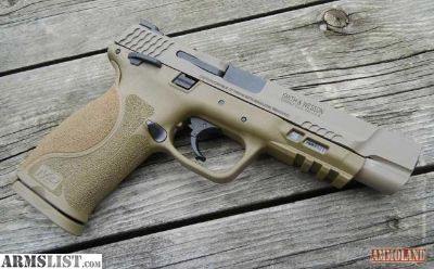 For Sale/Trade: M&P 2.0 9mm Full FDE 5