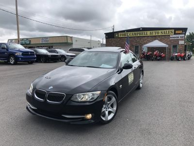 2013 BMW 3 SERIES 335i COUPE 6-Cyl turbo 3.0 LITER
