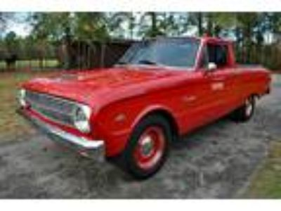 1963 Ford Ranchero - Classifieds - Claz org