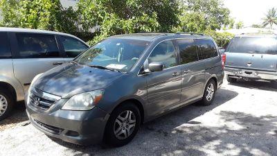 2007 Honda Odyssey EX-L (Gray)