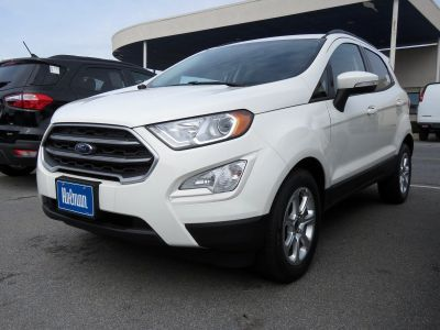 2019 Ford EcoSport SE (Diamond White)