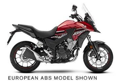 2017 Honda CB500X ABS Dual Purpose Motorcycles Long Island City, NY