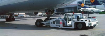 AERO Specialties: Accredited Supplier of Aircraft Pushback Tractors